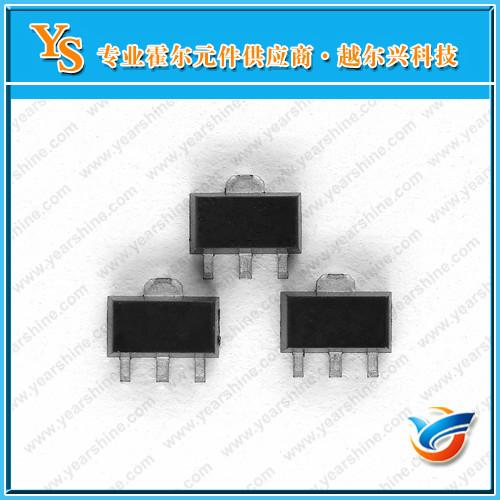 YS44EW貼片型耐高溫單極霍爾